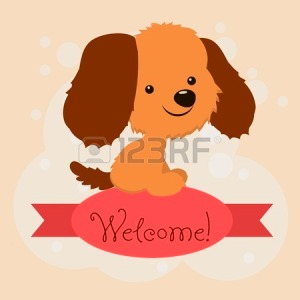 35808226-card-with-the-inscription-on-the-tape-welcome-and-animals-poppy-for-your-business[1]