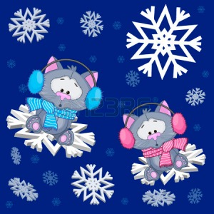 33679778-two-cats-at-the-snowflakes[1]