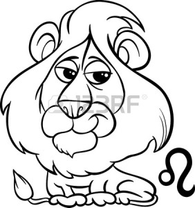 26074041-black-and-white-cartoon-illustration-of-leo-or-the-lion-horoscope-zodiac-sign-for-coloring-book[1]